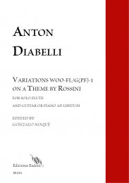 Variations WoO-fl/g(pf)-1, on a Theme by Rossini