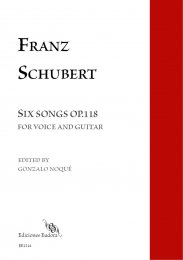 Six Songs op.118
