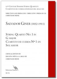 String Quartet No. 1 in G major